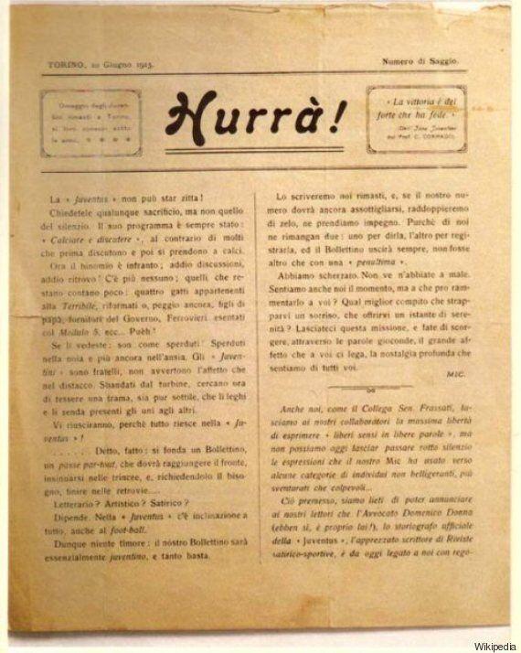 Un secolo di Hurrà Juventus: per noi giovani tifosi quel mensile era la tv in