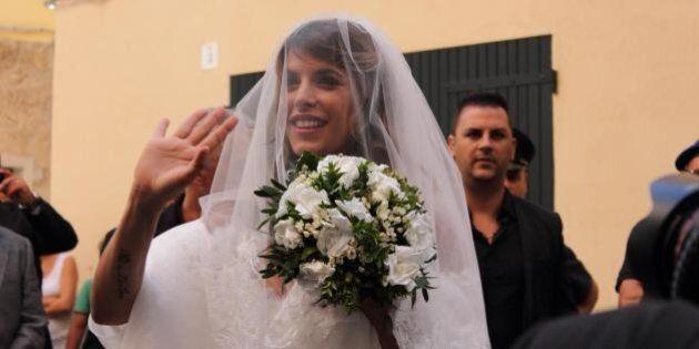Elisabetta Canalis matrimonio con Brian Perri ad Alghero. Tra gli invitati Belen Rodriguez e Stefano...