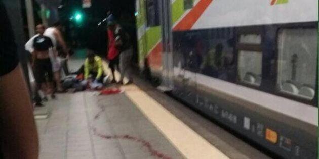 Capotreno aggredito a colpi di machete da gang sudamericana a Milano. Maroni: