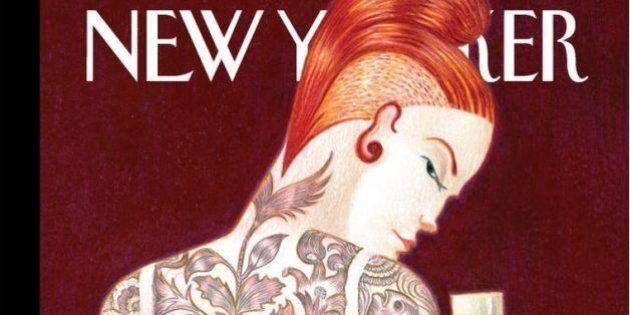 Lorenzo Mattotti sul New Yorker: un brindisi al fashion. L'ultima copertina