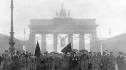 Quando la Germania divenne la repubblica di Weimar