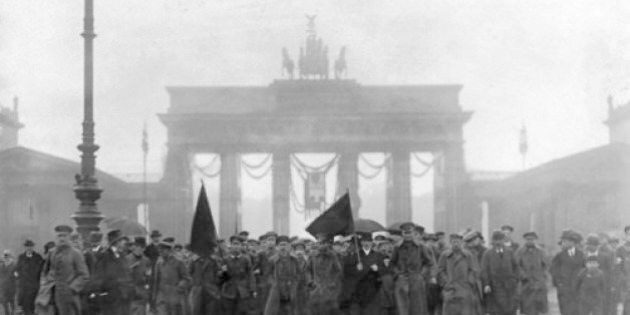 Le foto della rivoluzione tedesca. Quando la Germania divenne la repubblica di