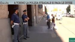 A Torino i poliziotti costretti a comperarsi la divisa