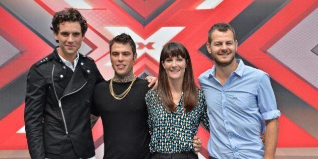 X Factor 8, giovedì 18 la prima puntata. La presentazione dei giudici. Fedez: