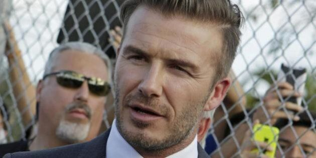 David Beckham dice no all'indipendenza della Scozia: