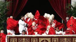 Cinque cardinali contro il
