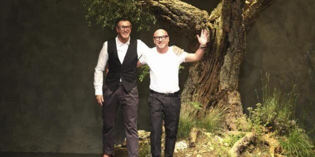 Dolce e Gabbana, la lettera d'amore di Stefano a Domenico: