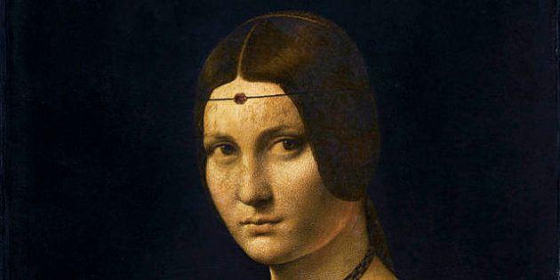 Il Louvre presta tre opere di Leonardo Da Vinci all'Expo di Milano. No invece per il 'Ritratto Trivulzio'...