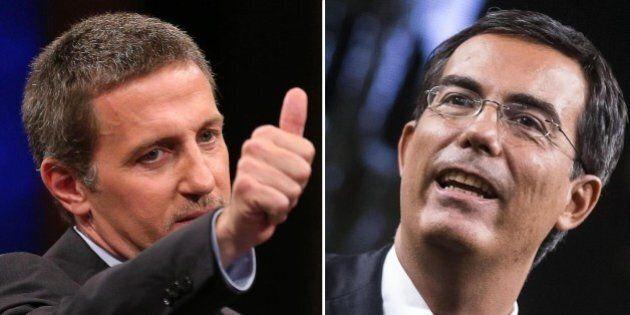 Auditel, Giovanni Floris Vs Massimo Giannini: la sfida degli ascolti vinta da Ballarò con 11,7%, diMartedì...