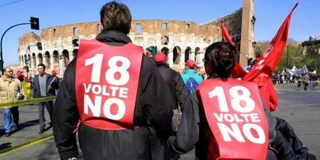 Articolo 18, dopo l'approvazione del Jobs act niente reintegro per i neo assunti. I sindacati pianificano...