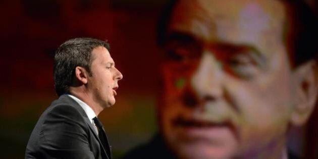 Matteo Renzi e Silvio Berlusconi: incontro già oggi per blindare il patto del