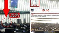 Salvini denuncia: