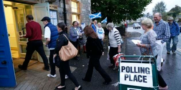 Cinque ragioni per le quali tanti scozzesi voteranno per