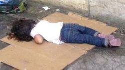 I bambini che dormono alla stazione di Milano