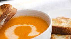 100 ricette di zuppe da cuocere a fuoco