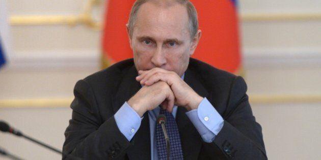 Stampa tedesca, Vladirmir Putin a Petro Poroshenko: