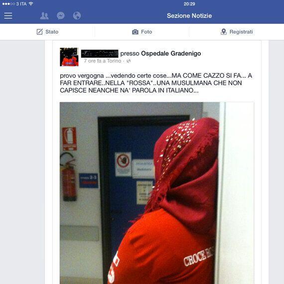 Musulmani nella Croce Rossa? Certo. La Croce Rossa non ha connotazioni