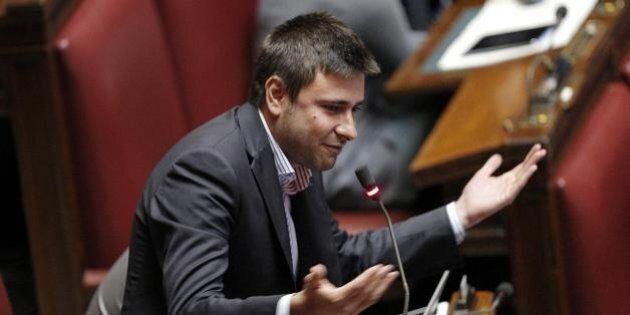 Alessandro Di Battista attacca Giorgio Napolitano sulla Consulta: