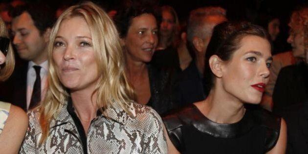 Fashion Week 2014: New York, Londra e Milano. Charlotte Casiraghi e Kate Moss conquistano le passerelle