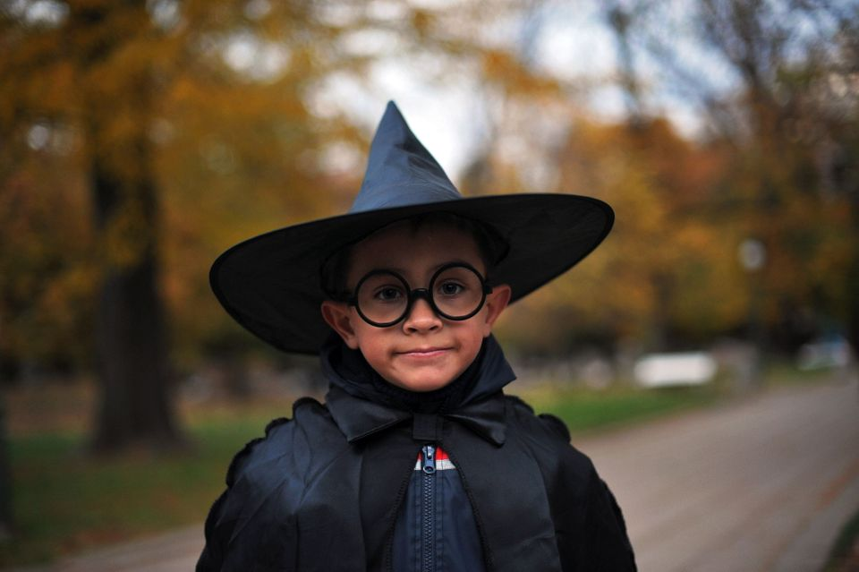 """""""What they have implanted here, which is really a 'gringo' custom, is terrorism. They disguise children as witches and wizard"""