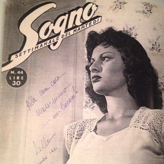 80 anni! Buon compleanno Sophia