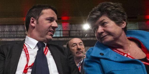 La cura Renzi: più lavoro se si rottama 'questa' CGIL e la vecchia guardia