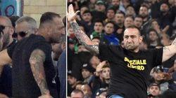 Finale coppa Italia, Genny a carogna