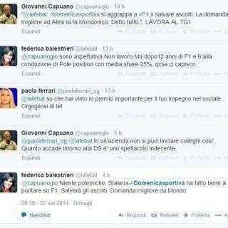 Domenica Sportiva, la trasmissione non piace e lo share cala. Continua lo scontro tra Paola Ferrari e...