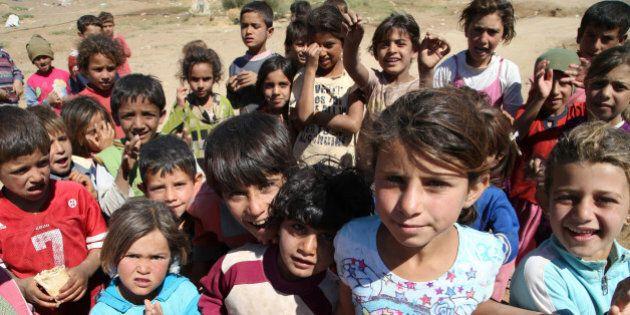Siria, Unhcr: