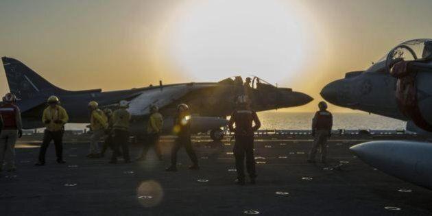 Usa: al via offensiva anti Isis in Siria. Primi raid sul nord del Paese. Colpiti anche i