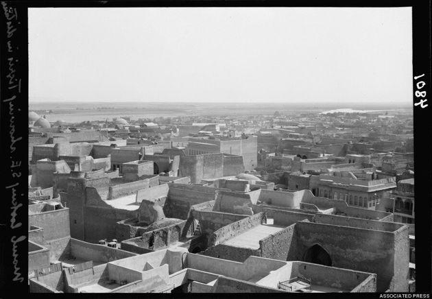 Mosul, le foto della città irachena oggi a confronto con quelle scattate nel 1932
