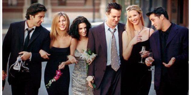 Friends 20 anni: l'anniversario della prima messa in onda della serie simbolo degli anni '90