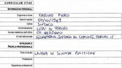 Curriculum scarno? Al Comune di Torino potrebbero