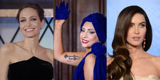 Angelina Jolie, Megan Fox, Lady Gaga: 25 celebrità che hanno dichiarato la loro bisessualità