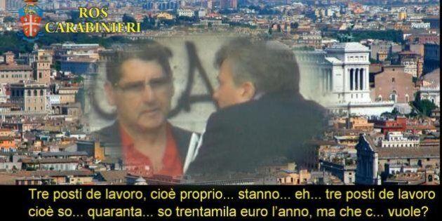 Mafia Capitale, Salvatore Buzzi: sequestrati beni per 16