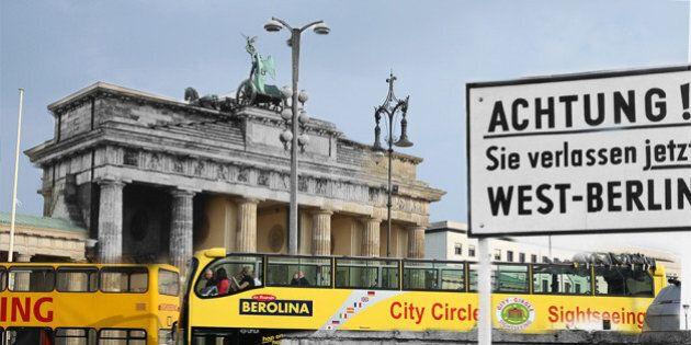 Muro di Berlino 25 anni dopo la caduta: in 8 scatti la metamorfosi di una città rimasta divisa per oltre...