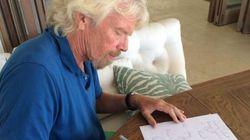 La lettera di Branson a una bambina dislessica vi insegnerà ad essere