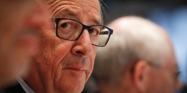 Jean Claude Juncker nella bufera per lo scandalo LuxLeaks, ma il Ppe fa quadrato. Da Padoan acqua sul