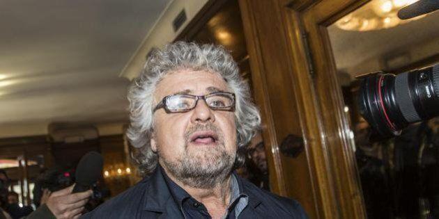 Beppe Grillo sugli immigrati: