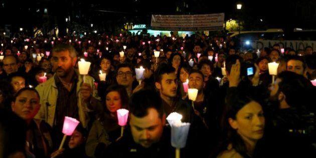 Stefano Cucchi, 1000 candele a Roma per chiedere giustizia. La sorella Ilaria: