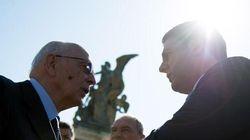 Napolitano non smentisce le dimissioni. Una mossa che facilita il patto del