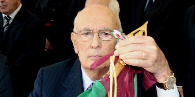 Giorgio Napolitano, il cronoprogramma dell'abbandono: discorso al paese, dimissioni, poi Grasso supplente...