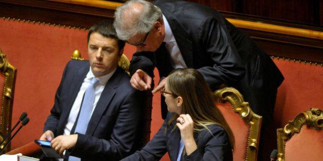 Riforme. Ecco i calcoli di Matteo Renzi sul voto in aula: i numeri ci sono (con i verdiniani e i