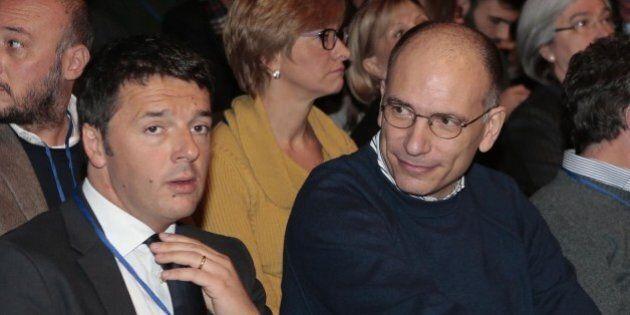 Matteo Renzi registra l'affondo di Enrico Letta (e Romano Prodi): esce dal letargo, ma non ha