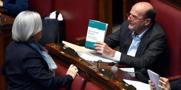 Italicum, sofferenza e travaglio nella minoranza Pd. Bersaniani al voto di fiducia in ordine