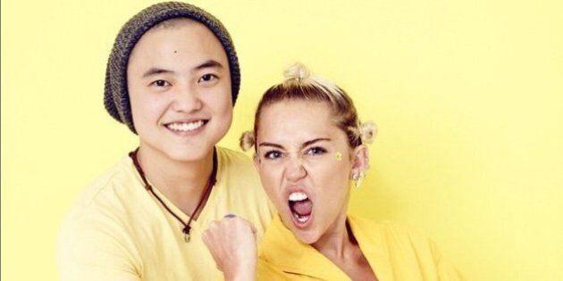 Miley Cyrus fotografa per promuovere i diritti della comunità Lgbt. Gli scatti #InstaPride su Instagram