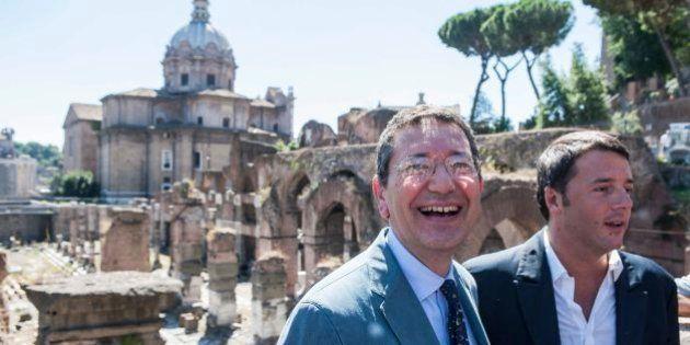 Ignazio Marino, malgrado le parole di Renzi, sta 'sereno':