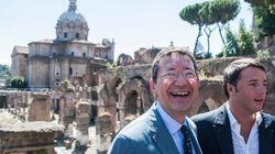 Malgrado le parole di Renzi, Marino