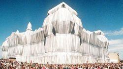 'The Floating Piers': dopo 40 anni l'artista Christo torna in Italia per impacchettare il Lago