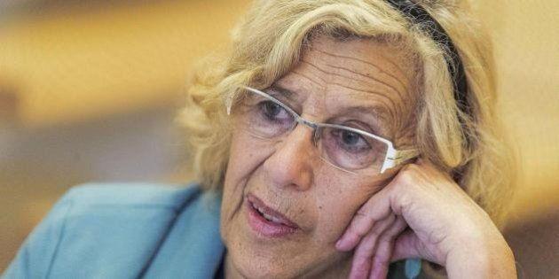Manuela Carmena, la sindaca